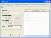 Screenshot of QuickBooks Integrator - PHP Edition - V6