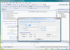 Screenshot of Shipping Integrator - ActiveX/COM - V4