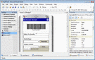 Screenshot of Barcode Professional for .NET Compact Framework