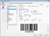 Screenshot of Neodynamic Barcode Professional for Reporting Services - Standard - V7.0