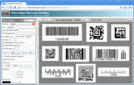 Screenshot of Neodynamic Barcode Professional for Silverlight