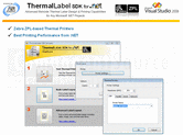 Screenshot of ThermalLabel SDK for .NET - .NET - v5