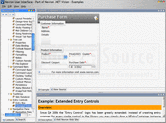 Screenshot of Nevron User Interface Suite for .NET - Professional - 2012.1 (Build 13.8.22.12)