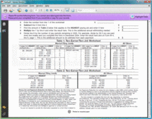 Screenshot of PDF4NET - .NET Class - V4.6