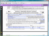 Screenshot of PDFBundle4NET (PDFView4NET WinForms Edition + PDF4NET) - .NET - V1.0