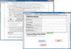 Screenshot of PDFView4NET .NET Full Edition - .NET - V4.0