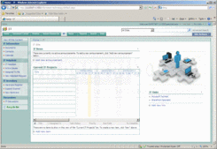 Screenshot of ActionSharePoint IT Templates for SharePoint  - SharePoint Template - for 2007 and 2010