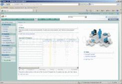 Screenshot ofActionSharePoint IT Templates for SharePoint  - SharePoint Template - for 2007 and 2010