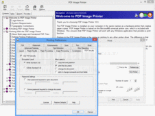 Screenshot of PDF Image Printer - Print Driver - 10.0.012