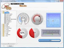 Screenshot ofSharpShooter Gauges - Win - 7.0.1