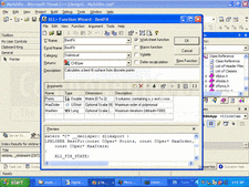 Captura de pantalla XLL Plus - for Visual Studio 2005 and Visual Studio 2008 - V7.0.4