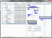 Screenshot of WPF Gantt - WPF - V6.5