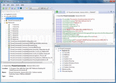 Screenshot of .NET Reflector - VSPro - 8.2