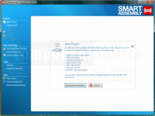 Screenshot of SmartAssembly - Pro - 6.7