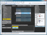 Screenshot of Resco MobileApp Studio - iOS Edition - 2012