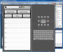 Screenshot of Resco MobileForms Toolkit - Android Edition - 2012