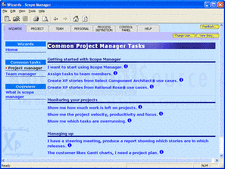 Screenshot of Select Scope Manager - Application - 2003