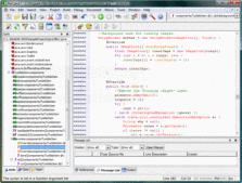 Screenshot of SlickEdit - for Solaris x86 - 2013