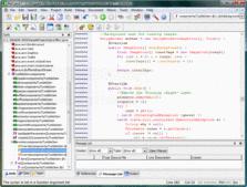 Screenshot ofSlickEdit - for Solaris x86 - 2013