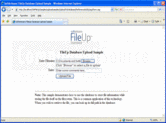 Screenshot of SoftArtisans FileUp Enterprise Edition - ActiveX/DLL  - V5.3.1