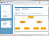 Screenshot of Syncfusion Essential Diagram - ASP.NET - 2012