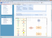 Captura de pantalla Syncfusion Essential Diagram - ASP.NET - 2012