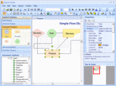 Screenshot of Syncfusion Essential Diagram - Windows Forms - 2012