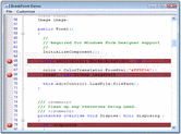 Screenshot of Syncfusion Essential Edit - .NET Component - 2012