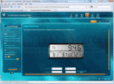 Screenshot of Syncfusion Essential Gauge - Silverlight - 2012