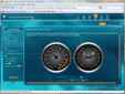 Screenshot of Syncfusion Essential Gauge