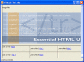 Screenshot of Syncfusion Essential HTMLUI - .NET Component - 2012