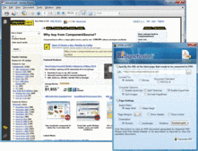 Screenshot of Syncfusion Essential PDF - WPF - 2012