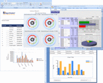 Screenshot of Syncfusion Essential Studio Reporting Edition - WPF - 2012