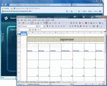 Captura de pantalla Syncfusion Essential XlsIO - Silverlight - 2012