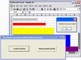 Screenshot of Syncfusion Essential XlsIO - .NET Component - 2012