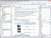Screenshot of oXygen XML Editor - Academic - V16.1