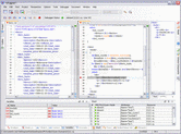 Screenshot of oXygen XML Editor - Professional - V15.2