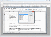 Screenshot of TX Text Control ActiveX - Enterprise/XML - X9