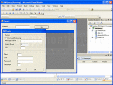 Screenshot of ERPConnect - .NET - 4.9.1