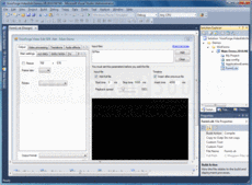Screenshot of Video Edit SDK .Net - .NET - 7.3