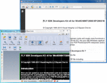 Screenshot of pdf2cad Pro SDK - DLL - V9.0
