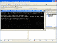 Screenshot of Xceed Real-Time Zip for .NET - .NET Component/Component Library - V5.6