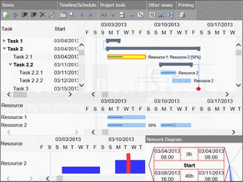 Componentsource news scheduling components gantt charts created using dlhsoft gantt chart ccuart Images